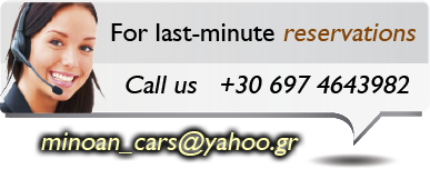 Heraklion Crete Car Rental